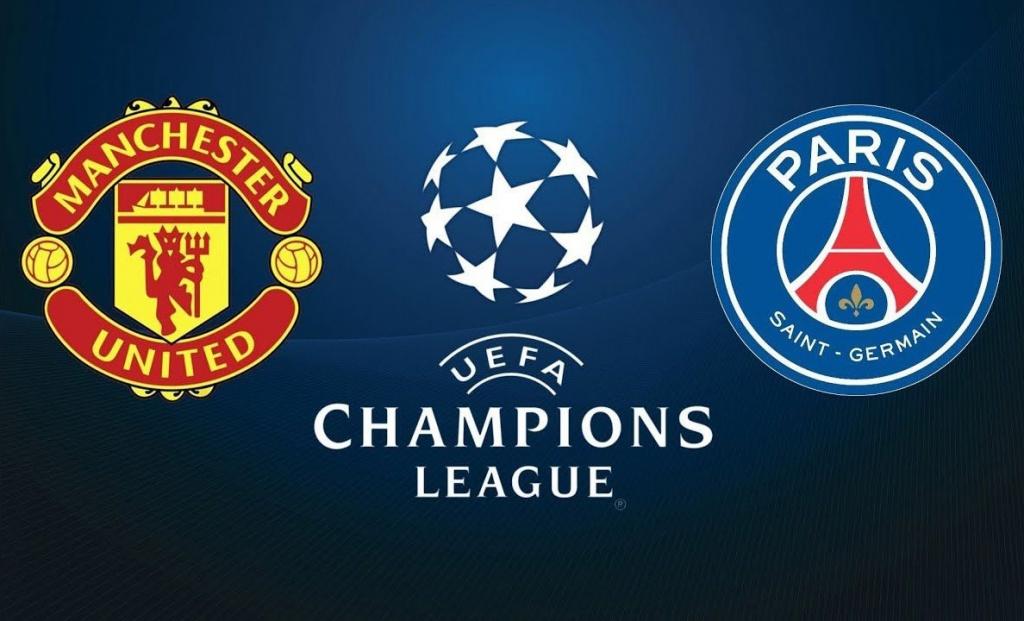 kenh xem truc tiep man united vs psg vong 18 champions league