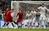 an tuong world cup luot tran dau tien ronaldo va nhung ky luc