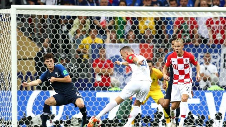 video ban thang ket qua chung ket world cup 2018 phap vs croatia hoan thanh giac mo vang hai thap ki
