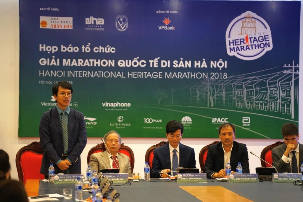 hanoi international heritage marathon 2018 di san va phat trien cung vp bank