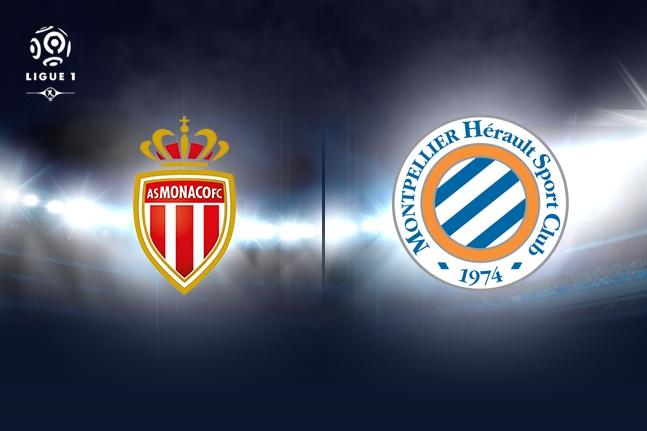 Kết quả hình ảnh cho Montpellier vs Monaco