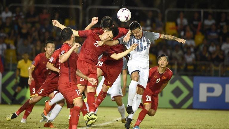 ban ket aff cup 2018 viet nam vs philippines nhung li do khien thay park phai lo o tran luot ve