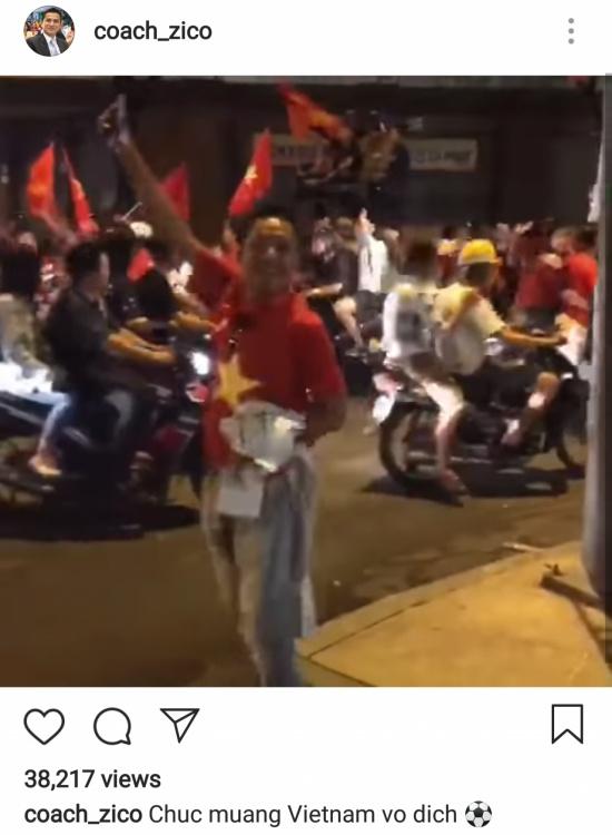 cuu danh thu thai lan kiatisak chuc mung chien thang dt viet nam bang tieng viet
