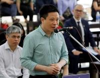 Xử phúc thẩm cựu chủ tịch OceanBank Hà Văn Thắm sáng 23/4: Ông Thắm trả lời về số tiền thiệt hại trong hơn 1.500 tỷ