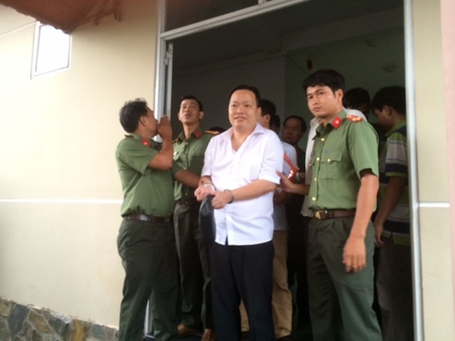 de nghi truy to nhom cuu lanh dao agribank can tho
