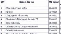 truo ng dh giao thong van tai tp hcm cong bo diem chuan 2018