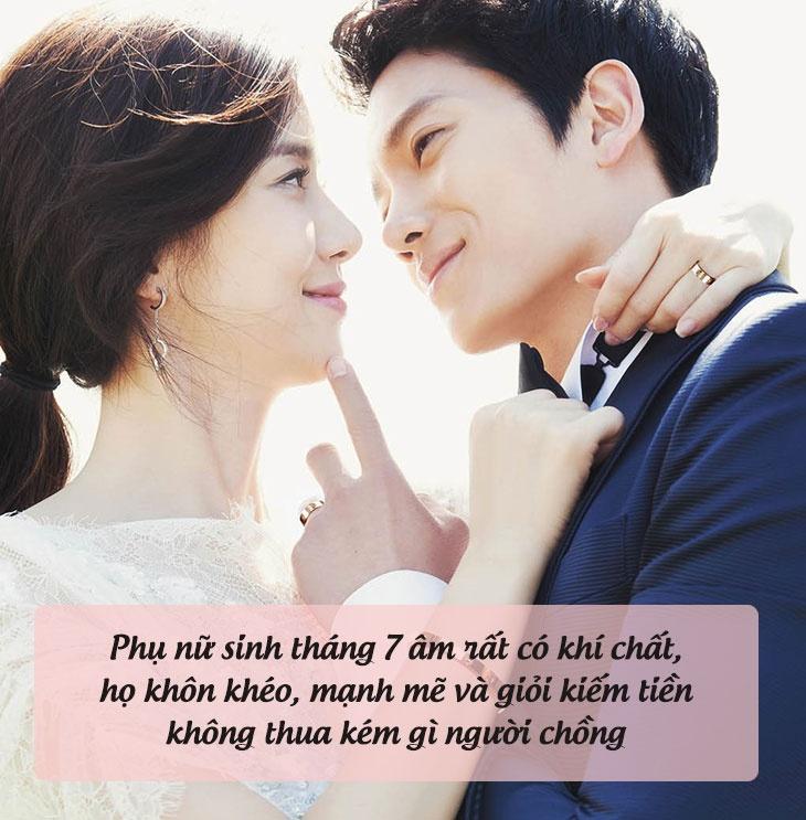 xep hang do hanh phuc va vuong phu ich tu cua phu nu theo thang sinh