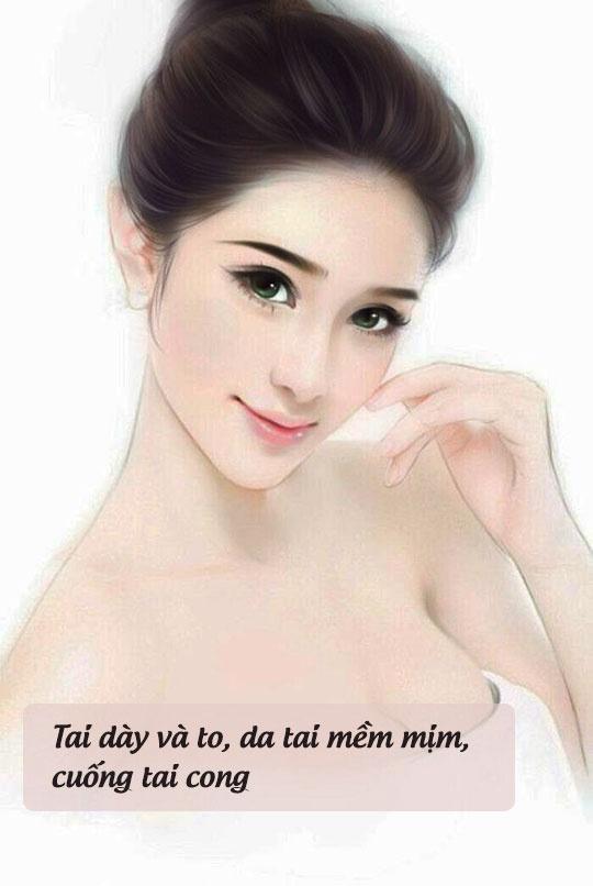5 net tuong mat phu nu vuong phu ich tu ma dan ong luon khao khat
