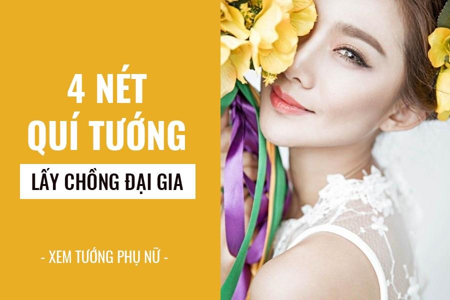 4 net qui tuong cua phu nu de lay chong dai gia duoc yeu chieu het muc