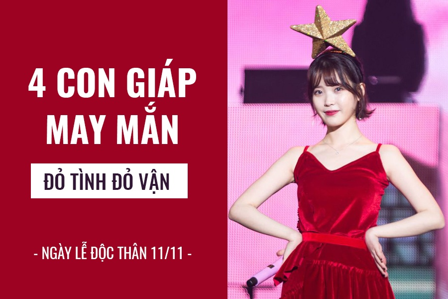 ngay le doc than 1111 4 con giap duoc ong to ba nguyet se duyen nen do tinh