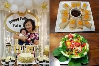 food blogger lien rom va nhung chia se xung quanh chuyen an chay trong ngay le vu lan