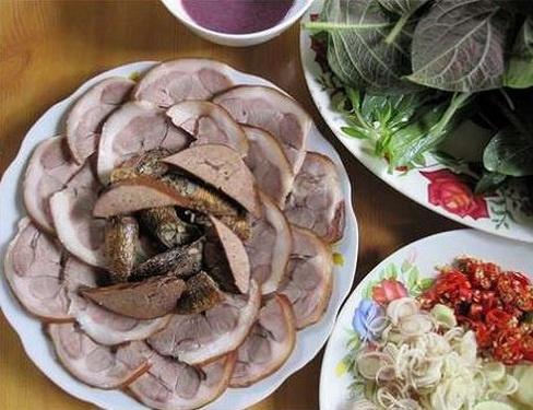 an thit cho dang len an hay khong cong dong mang lai tranh cai nay lua