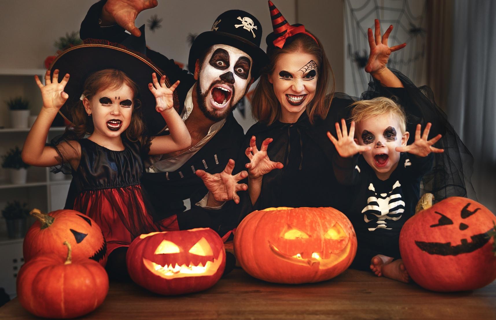 NgàY Halloween 2020 What we need for Halloween?