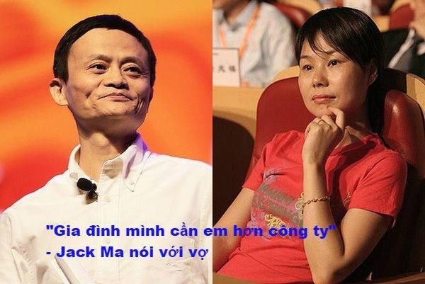 muon hanh phuc va giau co hay song nhu gia dinh jack ma