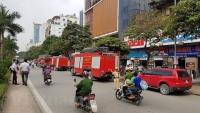 dang chay lon o xuong keo phe lieu rong hang tram met vuong tai huyen binh chanh
