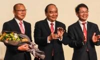 hlv park hang seo goi minh vuong tro lai chuan bi cho asian cup 2019