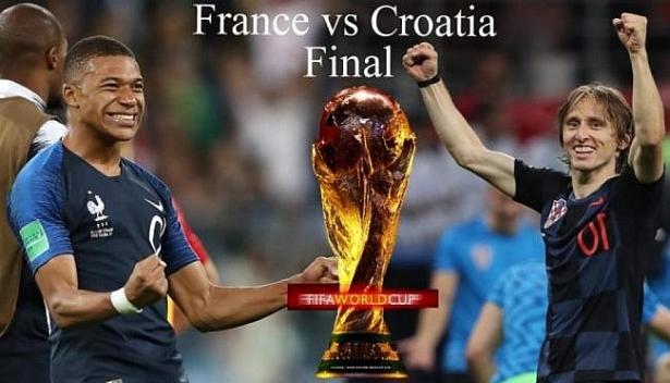 chung ket world cup 2018 su tuong phan giua phap va croatia