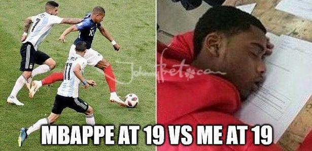 mbappe vua vo dich world cup con ban nam 19 tuoi da lam duoc gi