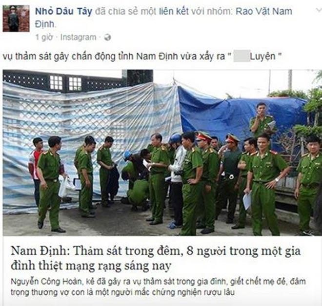 nam dinh cong an bac thong tin tham an 8 nguoi chet