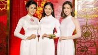 hoa hau tieu vy mat diem truoc gio len duong tham du miss world 2018