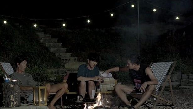 phim dong tinh some more cua han quoc tung trailer canh yeu khien hu nu ban loan