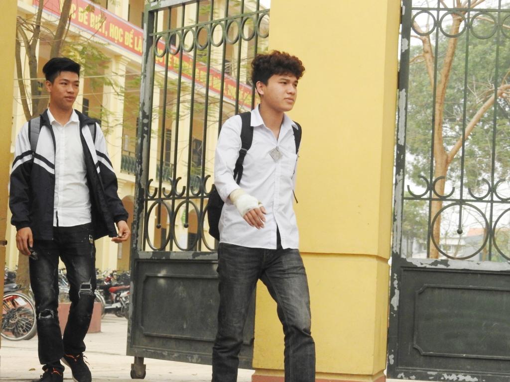 goi y giai de thi khao sat lop 12 mon ngu van nam 2018