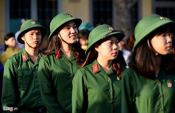 5 dieu chinh ve tuyen sinh truong quan doi nam 2018