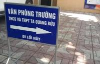 truong luong the vinh ly giai viec khong tra lai 6 trieu dong phi giu cho cua thi sinh vao lop 10