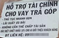 nhan vien doi no thue phai mac dong phuc de phan biet voi xa hoi den